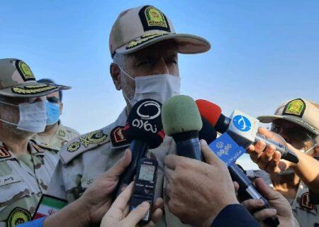 کشف ۶ تن مواد مخدر در مرزهای شرقی کشور