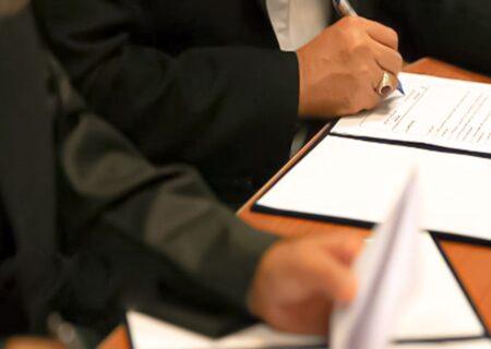 نیروی پدافند هوایی ارتش با بیمه حکمت قرارداد همکاری امضاء کرد