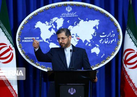 خطیبزاده: حمله به اماکن دیپلماتیک و مسکونی مردود است