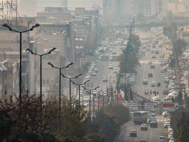کیفیت هوا در شهرهای صنعتی کاهش مییابد