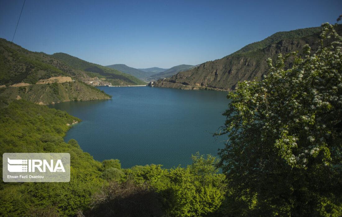 ۷۷ درصد ظرفیت سدهای بزرگ مازندران پر آب شد