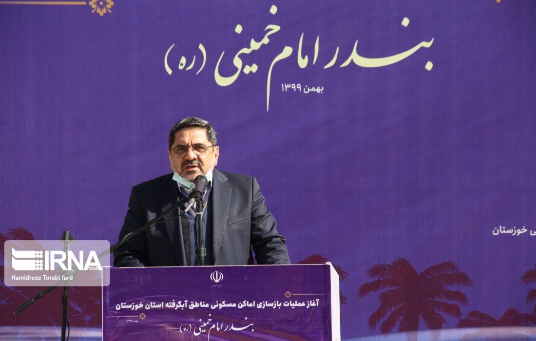 اعطای تسهیلات ارزان قیمت برای چهار هزار واحد مسکونی در شهرستان ماهشهر