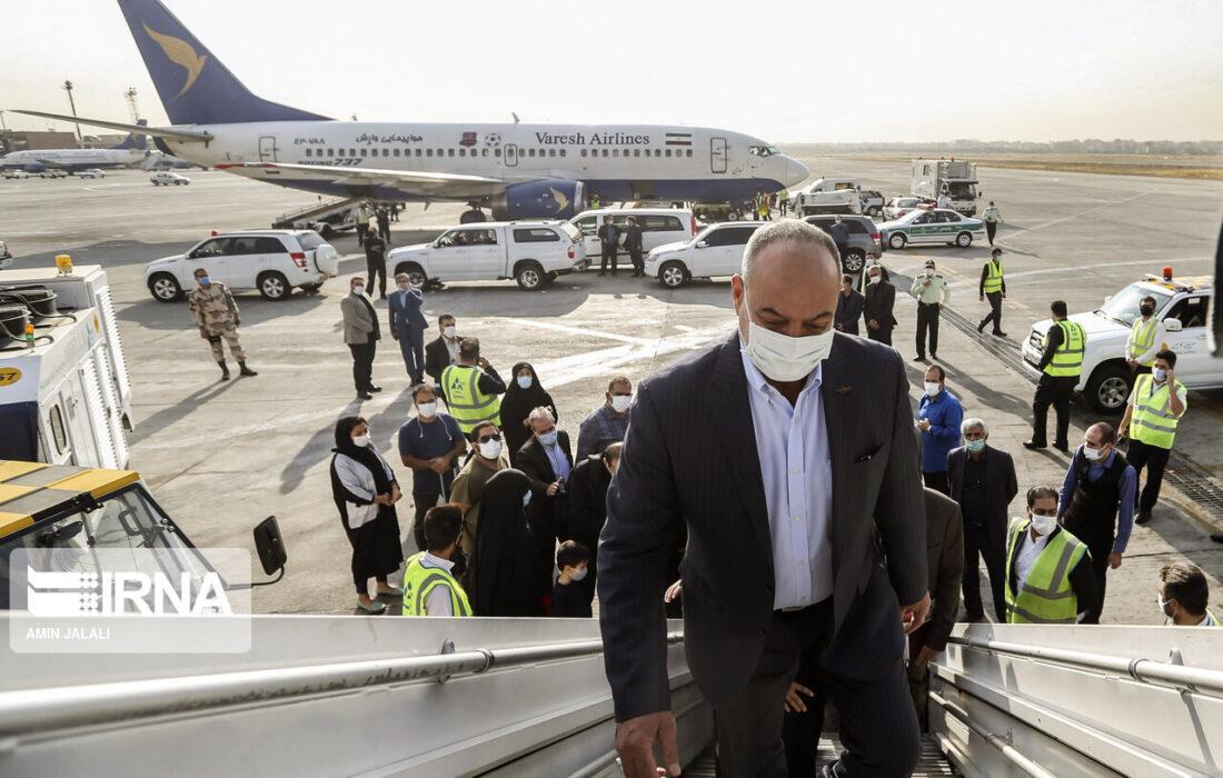 ایمنی و سلامت پرواز در فرودگاه مهرآباد افزایش یافت