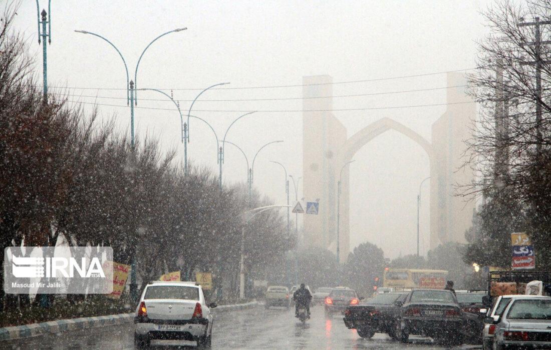 برف و باران آخر هفته به کشور باز میگردد