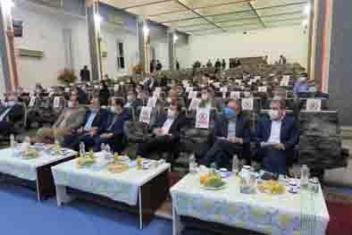"""حضور مدیرعامل بیمه """"ما"""" در نشست هم اندیشی استاندار خوزستان با اهالی صنعت بیمه"""