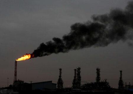روزانه معادل تولید ۲.۳ فاز پارس جنوبی گاز هدر میرود