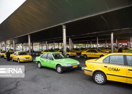 نوسازی ناوگان خودروهای سواری کرایه جدیتر دنبال شود