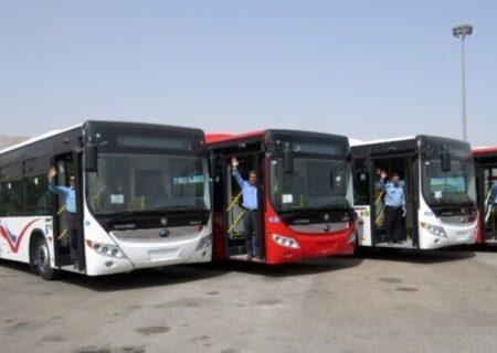 ۱۱۰ دستگاه اتوبوس جدید به ناوگان حمل ونقل عمومی تهران اضافه میشود
