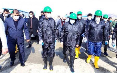 قدردان همت فرزندان ملت، انسانهای بزرگ و مصمم برای احیای دریاچه ارومیه هستم