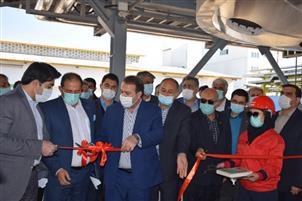 افتتاح طرح توسعه شرکت چسب و رزین پرسیا زرین آبنوس