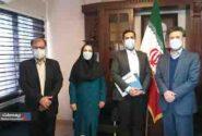 ادارهکل راهداری و حمل و نقل جادهای استان فارس از بیمه ملت تقدیر کرد