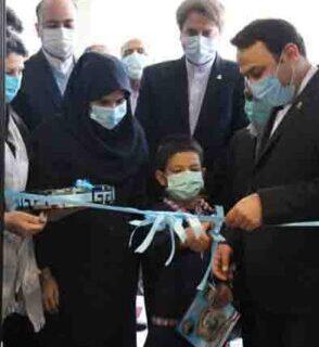 افتتاح شعبه جدید بیمه تجارتنو در مشهد مقدس، این بار به دست فرزندان شهدا