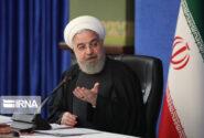 روحانی: امسال۲۲۱ کیلومتر آزادراه در کشور ساخته شد