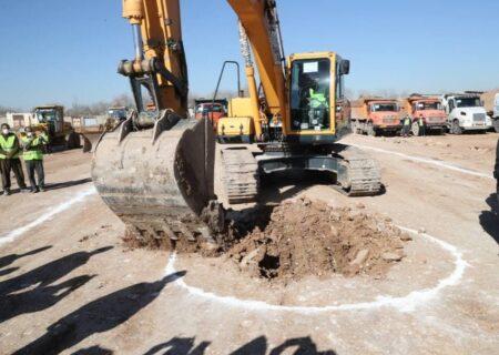 عملیات اجرایی هزار و ۶۴ واحد مسکونی در کرمانشاه آغاز شد