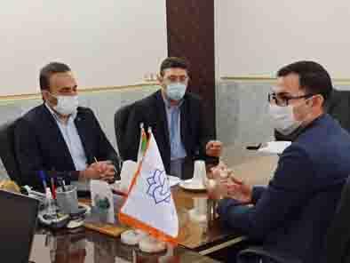 نشست مشترک شعبه دزفول با دانشگاه علوم پزشکی خوزستان
