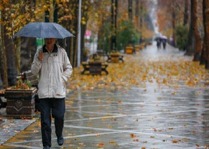 ورود سامانه بارشی جدید به کشور از اواسط هفته جاری