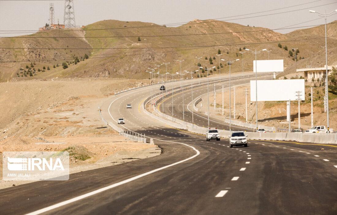٢۵ درصد مسیر آزادراهی کشور در دولت تدبیر و امید ساخته شد