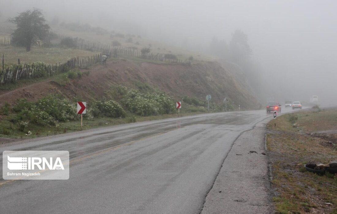 پیشبینی آغاز بارشها و کاهش دما در اکثر مناطق کشور