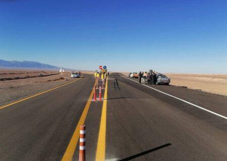 ۹۰ کیلومتر باند دوم راههای خراسان جنوبی افتتاح شد