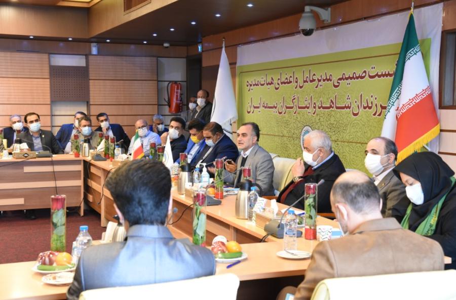 تاکید مدیر عامل بیمه ایران بر ضرورت باز آفرینی فضیلت های اخلاقی