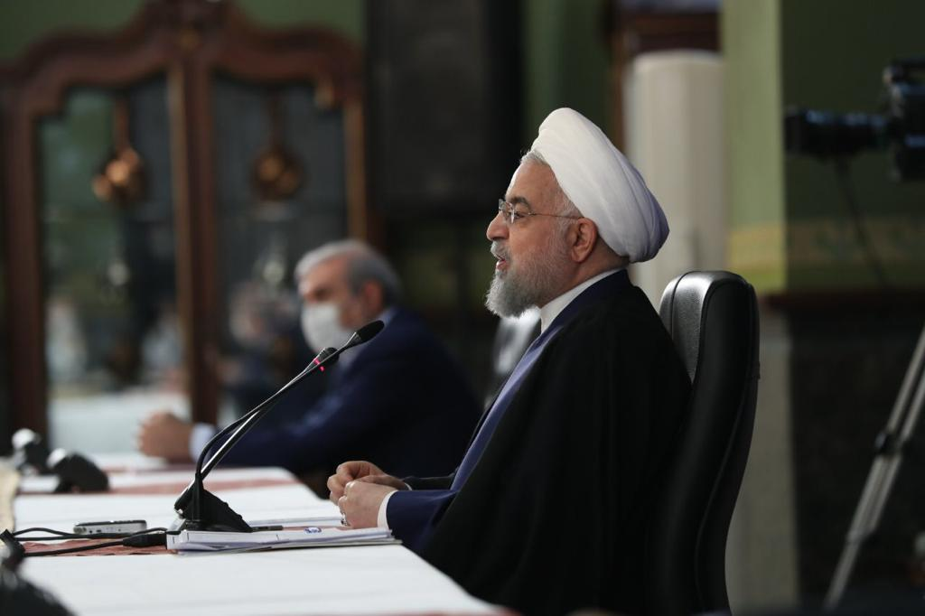 رئیس جمهور در پیامی از زحمات بی شائبه «مرتضی بانک» قدردانی کرد