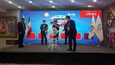 اعلام برنده سومین مرحله قرعه کشی هفتگی جشنواره «رفاه ملی» بانک ملی ایران