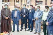 افتتاح شعبه بانک سینا در قلعه گنج استان کرمان