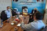 امضا تفاهم نامه بین شرکت بیمه حافظ و تعاونی منطقه آزاد ارس
