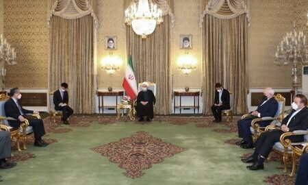 روابط با چین برای ایران راهبردی است