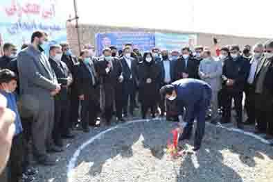 سالن ورزشی و مدارس شهدای بانک رفاه کارگران در آذربایجان غربی ساخته می شود