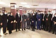 مدیرعامل بیمه ایران از شرکت ایده های تجارت هوشمند سیمرغ بازدید کرد