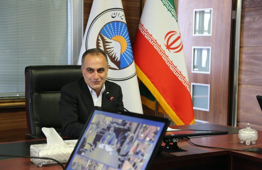تاکید مدیرعامل بیمه ایران بر افزایش سودآوری شرکت با بهبود سرمایه گذاریها