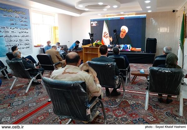 افتتاح چندین طرح بزرگ مشارکتی بانک کشاورزی در استان بوشهر با دستور رئیس جمهور