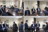انتصاب مدیر جدید سرپرستی بیمه کوثر در استان گیلان