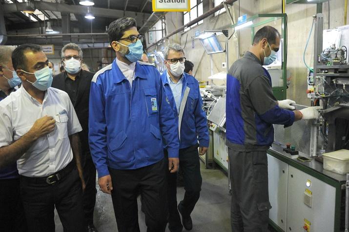 تامین به موقع قطعات با کیفیت و هزینه مناسب، راهبرد ایران خودرو در همکاری با سازندگان