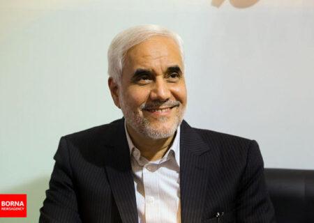 حسن مهرعلیزاده نامزد ریاست جمهوریِ حزب راه ملت