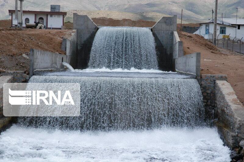 بهرهبرداری از یک هزار و ۵۷۰ میلیارد ریال پروژه صنعت آب در ۵ استان