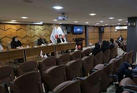 جلسه مدیران استانی و روسای شعب بهصورت برخط برگزار شد