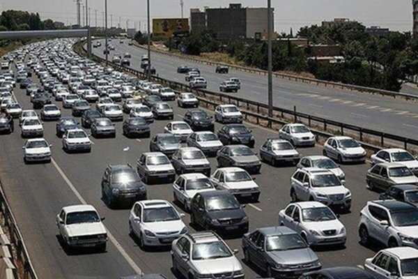 افزایش ۳ درصدی ترددهای جاده ای/ تردد روان در محورهای شمالی
