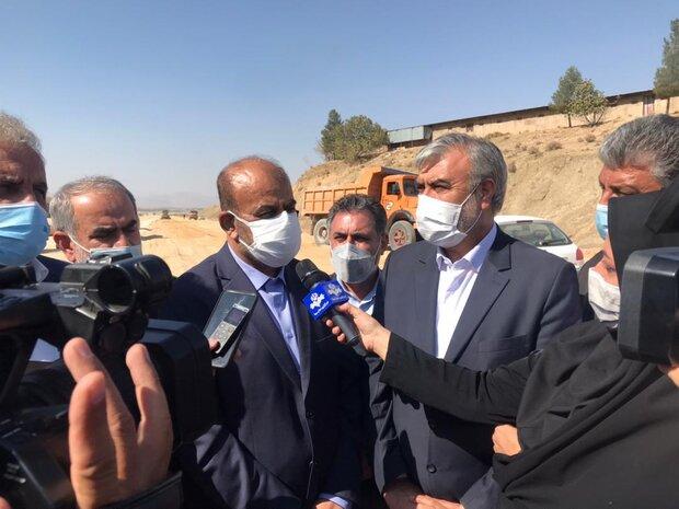 تامین ۱۲۰۰ میلیارد تومان برای اتمام آزاد راه شیراز به اصفهان