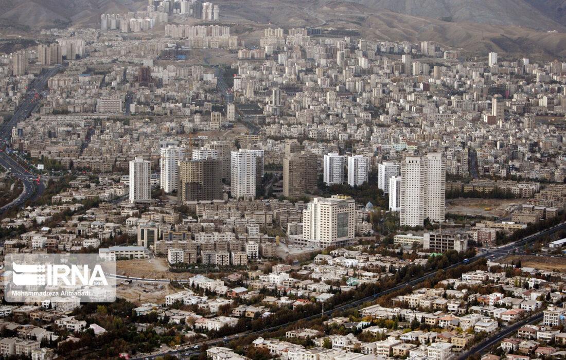 کاهش ۱.۱ درصدی قیمت مسکن در تهران