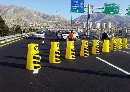احداث بزرگترین تونل آزادراه تهران- شمال تا پایان سال