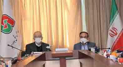 برگزاری نشست هم اندیشی و تبادل نظر بیمه مرکزی و سازمان راهداری و حمل و نقل جاده ای