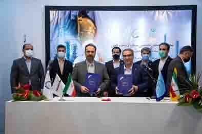 ۱۱ تفاهمنامه پتروشیمی کارون با شرکتهای دانش بنیان و تولیدکنندگان ایرانی برای ساخت داخل