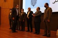 دریافت نشان درخشان بنگاه تولیدی برتر زیر مجموعه وزارت تعاون، کار و رفاه اجتماعی