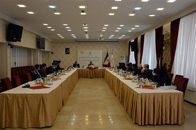 سیصد و پنجاه و پنجمین جلسه شورای هماهنگی ادارات منابع انسانی بانکهای دولتی به میزبانی بانک صنعت و معدن برگزار شد