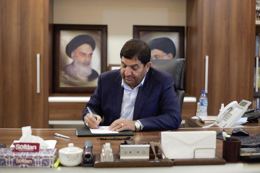 پیام تبریک رئیس ستاد اجرایی فرمان امام به رئیس جمهور منتخب مردم