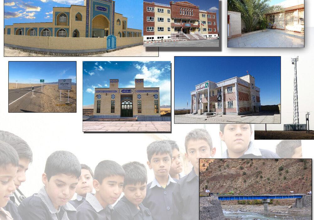 اجرای ۳۴ هزار طرح عمرانی در ۴۵۰۰ روستای کشور توسط ستاد اجرایی فرمان امام