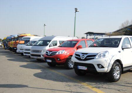تولید ۸۲۰۰ دستگاه خودروی تجاری در ایران خودرو دیزل/ محصولات جدید در راه بازار