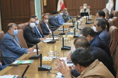 جلسه گزارش تدوین برنامه راهبردی پست بانک ایران با رویکرد بانکداری دیجیتال برگزار شد